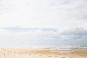 La plage du Cap Ferret - Crédit photo : Voyages etc...